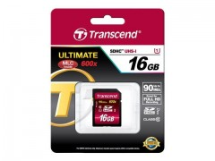 TRANSCEND Transcend - Flash-Speicherkarte - 16 GB