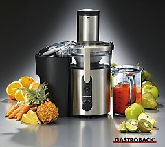 Gastroback Advanced Sortiment 40127 Design Multi Juicer  acciaio inox