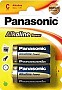 Panasonic Batterien LR14APB/2BP Alkaline Power Blister(2Pezzo)